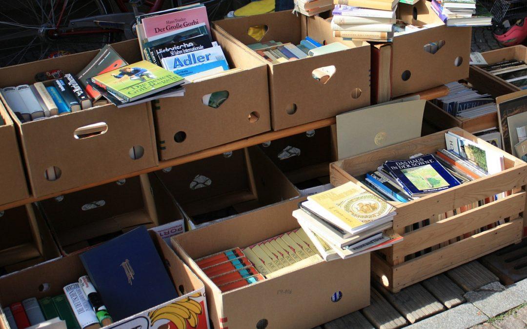 Der Bahlinger Kirchenchor veranstaltet einen Flohmarkt